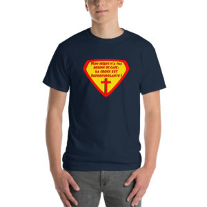 Tshirt Superhéros
